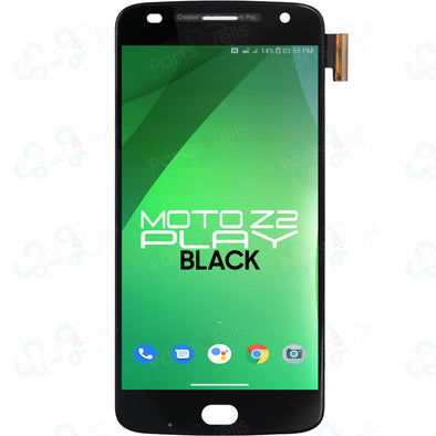 Motorola Moto Z2 Play LCD with Touch Black XT1710