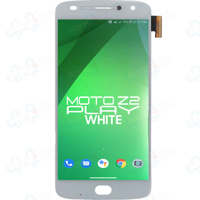 Motorola Moto Z2 Play LCD with Touch White XT1710