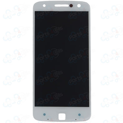 Motorola Moto Z Droid LCD with Touch White XT1650-01, XT1650-03
