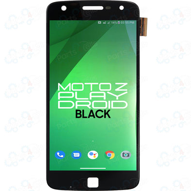 Motorola Moto Z Play LCD with Touch Black XT1635-01
