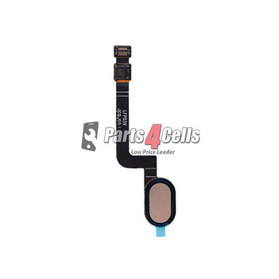 Motorola G5 Plus Home Button Flex Gold XT1684, XT1685, XT1686, XT1687-Parts4sells