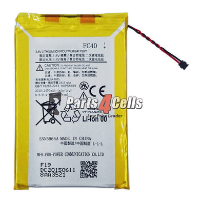 Motorola Moto G 3rd Gen Battery XT1540-Parts4Cells