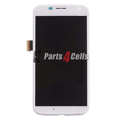 Motorola Moto X LCD With Touch White XT1060-Parts4Cells
