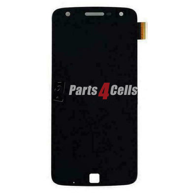 Motorola Moto Z Play Droid LCD With Touch Black XT1635-Parts4Cells