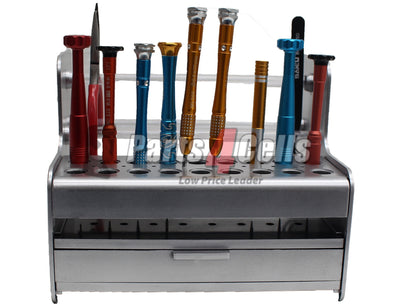 Multi Function Screwdriver and Tools Storage Box With Drawer