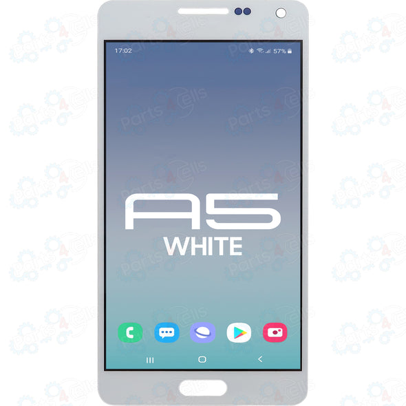 Samsung A5 LCD With Touch - White