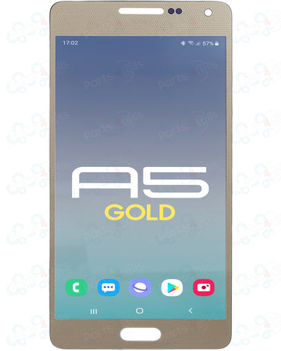 Samsung A5 LCD With Touch Gold - New