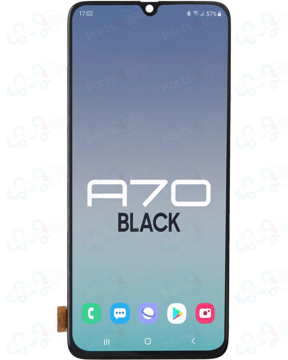 Samsung A70 2019 LCD with Touch Best Quality Black