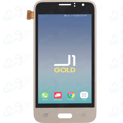 Samsung J120 LCD With Touch Gold