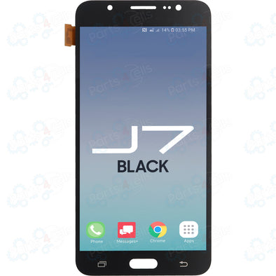 Samsung J7 2016 J710 LCD with Touch Black