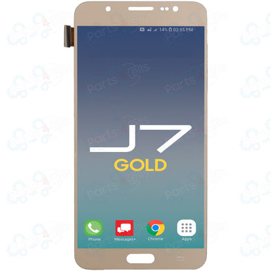 Samsung J7 2016 J710 LCD with Touch Gold