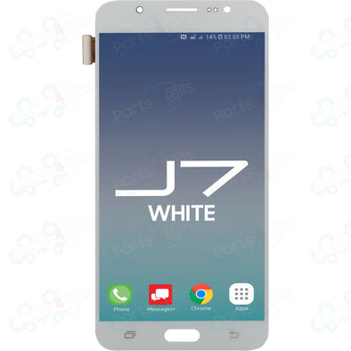 Samsung J7 2016 J710 LCD with Touch White