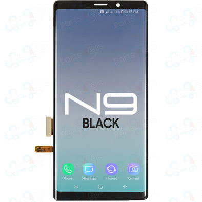 Samsung Note 9 LCD with Touch Black