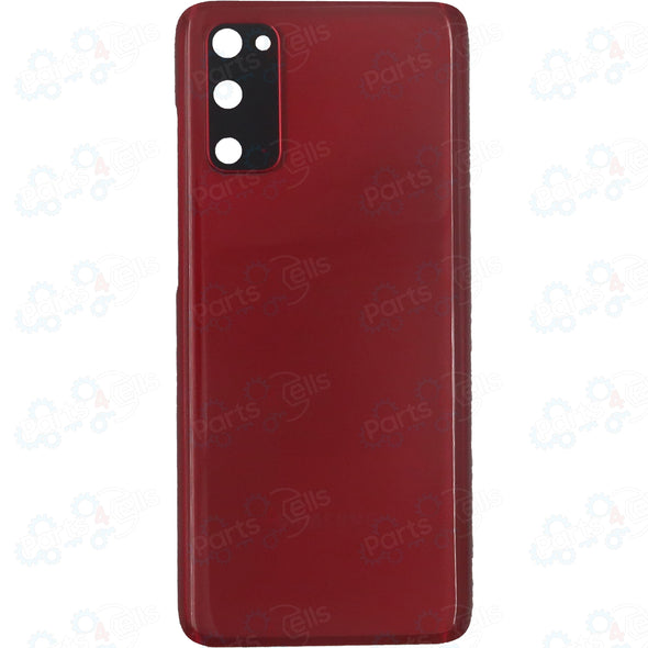 Samsung S20 Back Door Red