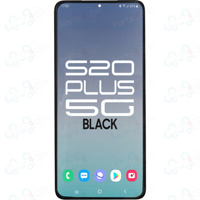 Samsung S20 Plus 5G LCD with Touch Black