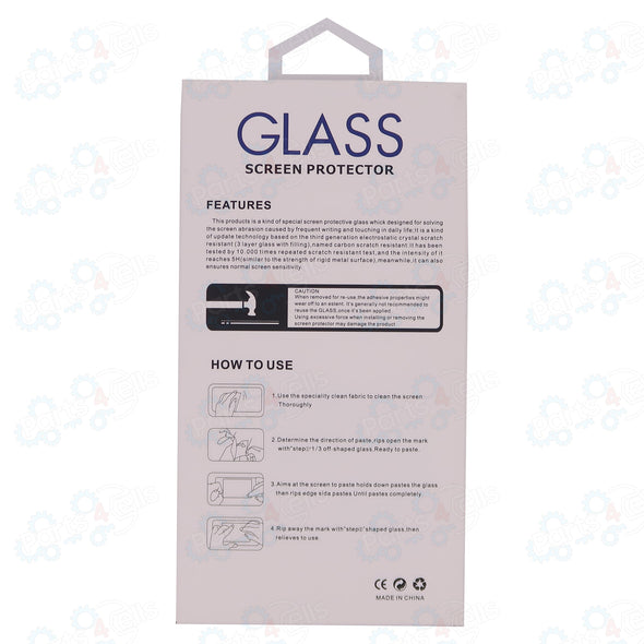 Samsung S20 Plus Full Cover 6D Tempered Glass Retail Packing