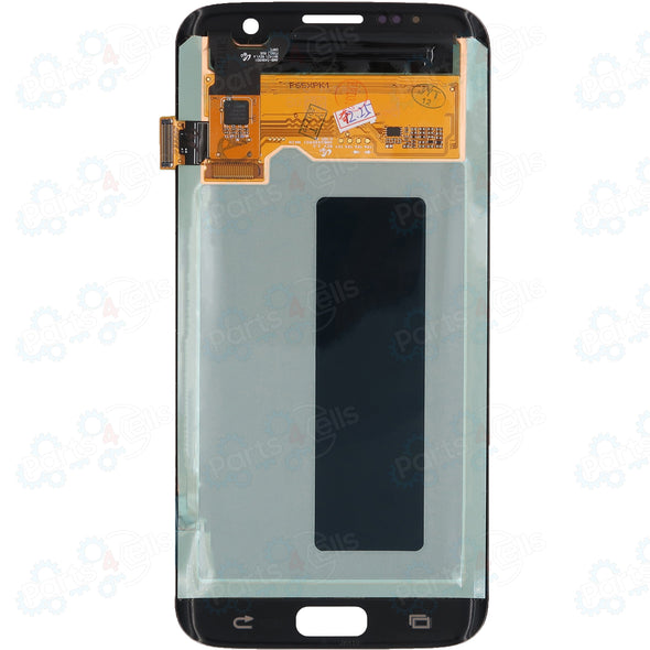 Samsung S7 Edge LCD With Touch Rose Gold