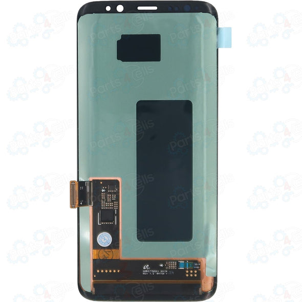 Samsung S8 LCD With Touch Black SBI