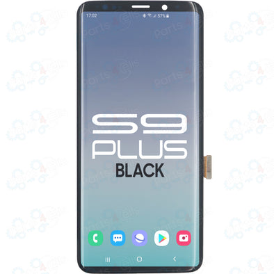 Samsung S9 Plus LCD With Touch Black