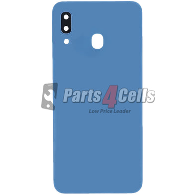 Samsung A30 2019 A305 Back Door Blue