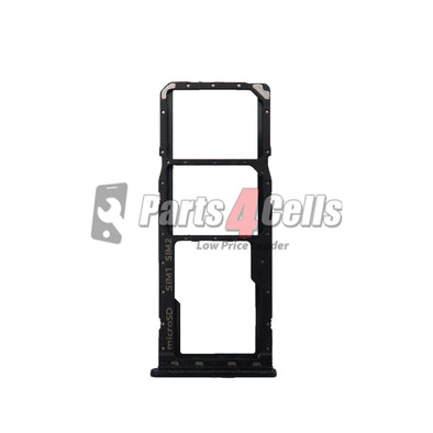 Samsung A30 Sim Tray Black - Sim Card Tray Replacement