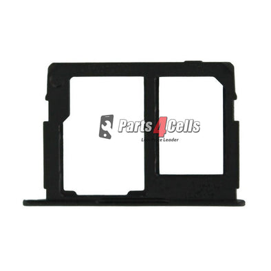 Samsung J4 Sim Tray Black-Parts4cells