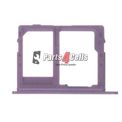 Samsung J4 Sim Tray Purple-Parts4cells
