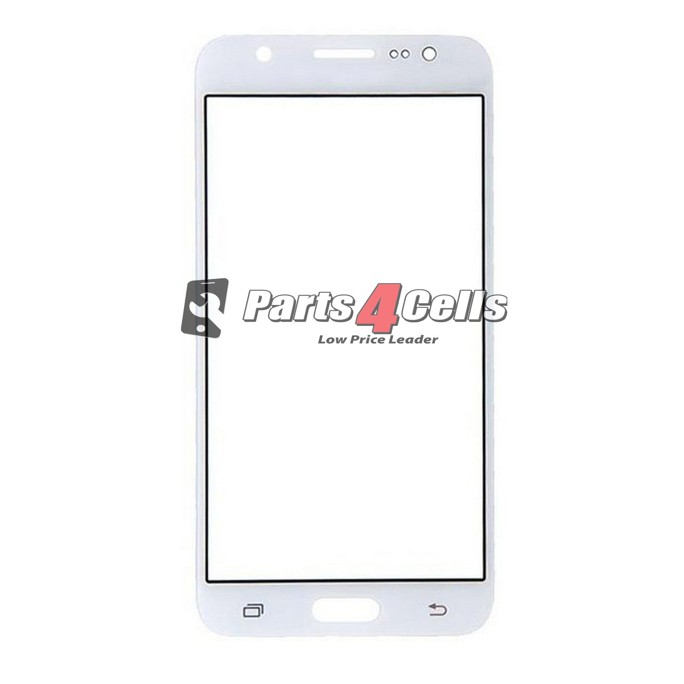 Samsung J5 Lens White-Parts4Cells