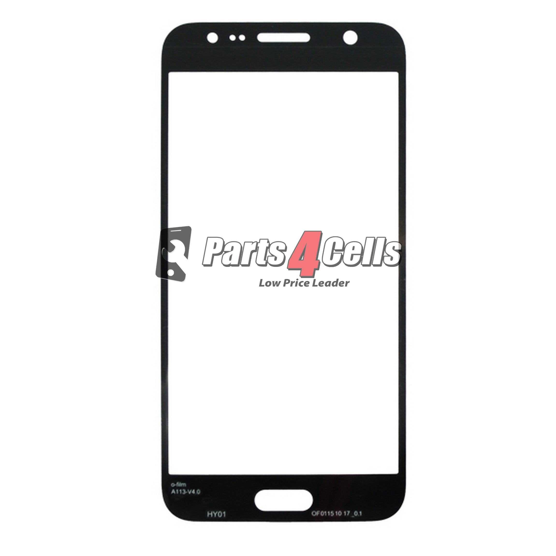 Samsung J5 Phone Lens White-Parts4Cells