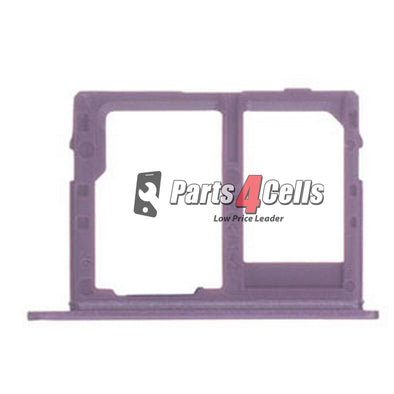 Samsung J6 Sim Tray Purple-Parts4Cells