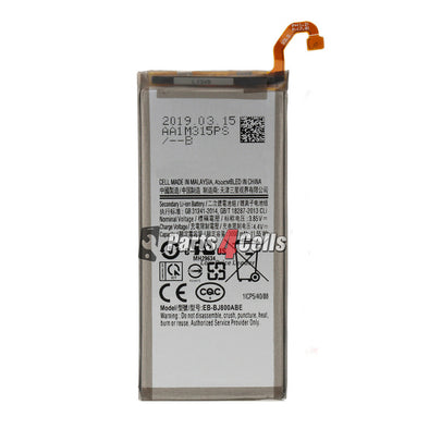 Samsung J6 battery-Parts4Cells