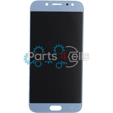Samsung J7 Pro LCD with Touch OLED Blue