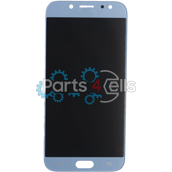 Samsung J7 Pro LCD with Touch OLED Blue - LCD Screen