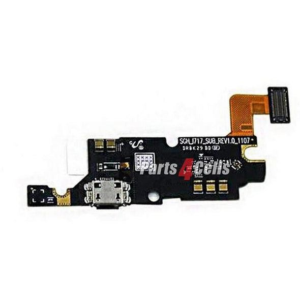 Samsung Note 1 Charging Port Flex i717-Parts4sells
