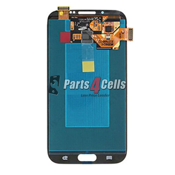 Samsung Note 2 LCD With Touch White