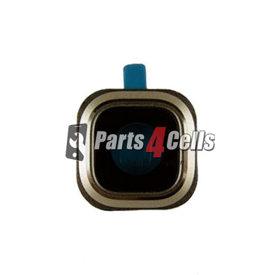 Samsung Note 4 Back Camera Lens Gold-Parts4Cells