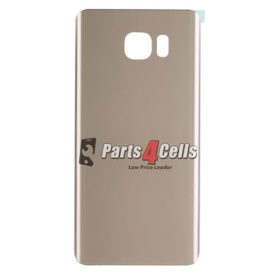 Samsung Note 5 Back Door Gold-Parts4cells