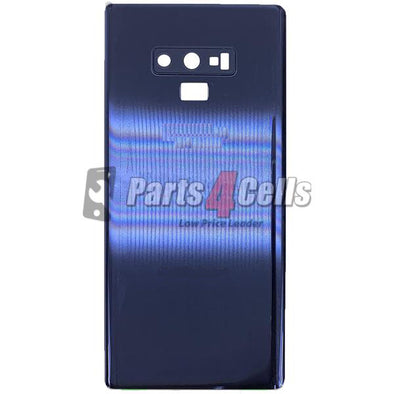Samsung Note 9 Back Door Blue With Camera Lens-Parts4cells