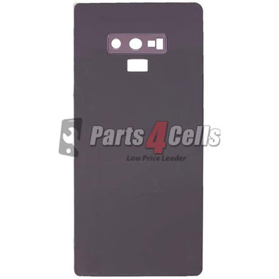 Samsung Note 9 Back Door Purple With Camera Lens-Parts4cells