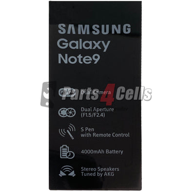 Samsung Note 9 Lens Sticker