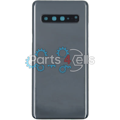 Samsung S10 5G Back Door Majestic Black
