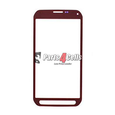 Samsung S5 Active Lens Red-Parts4Cells