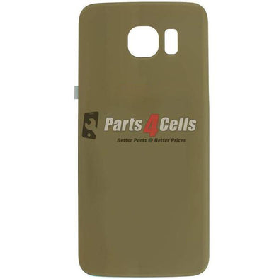 Samsung S6 Back Door Gold