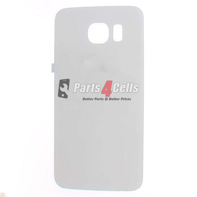 Samsung S6 Back Door White