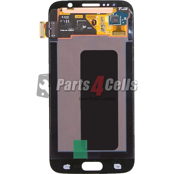 Samsung S6 LCD With Touch Gold