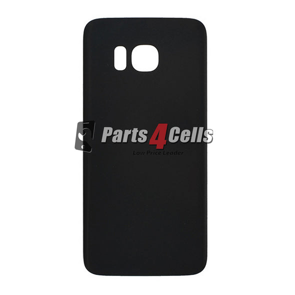 Samsung S7 Edge Back Door Black - Back Door