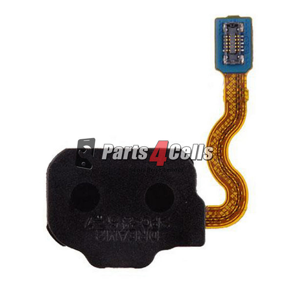 Samsung S8 Plus Home Button Flex Gold - Gold Flex Cable