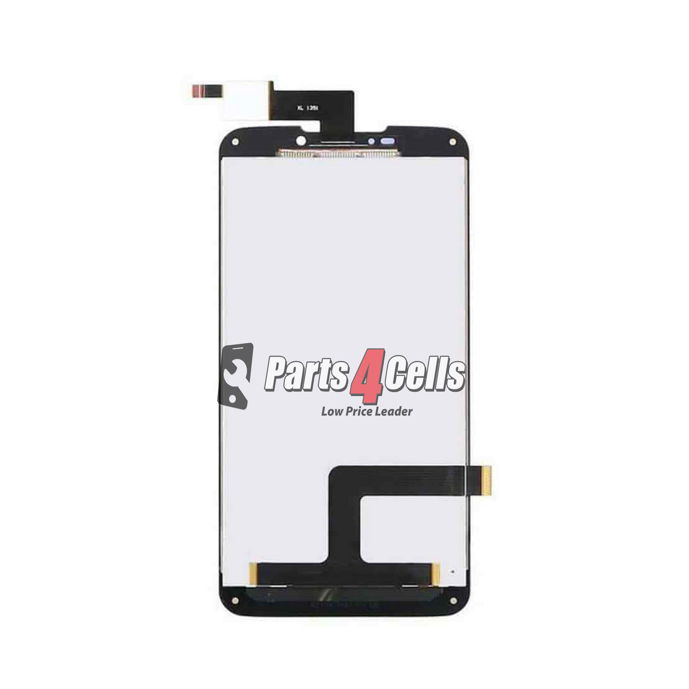 ZTE N9521 Boost Max LCD With Touch Black-Parts4Cells