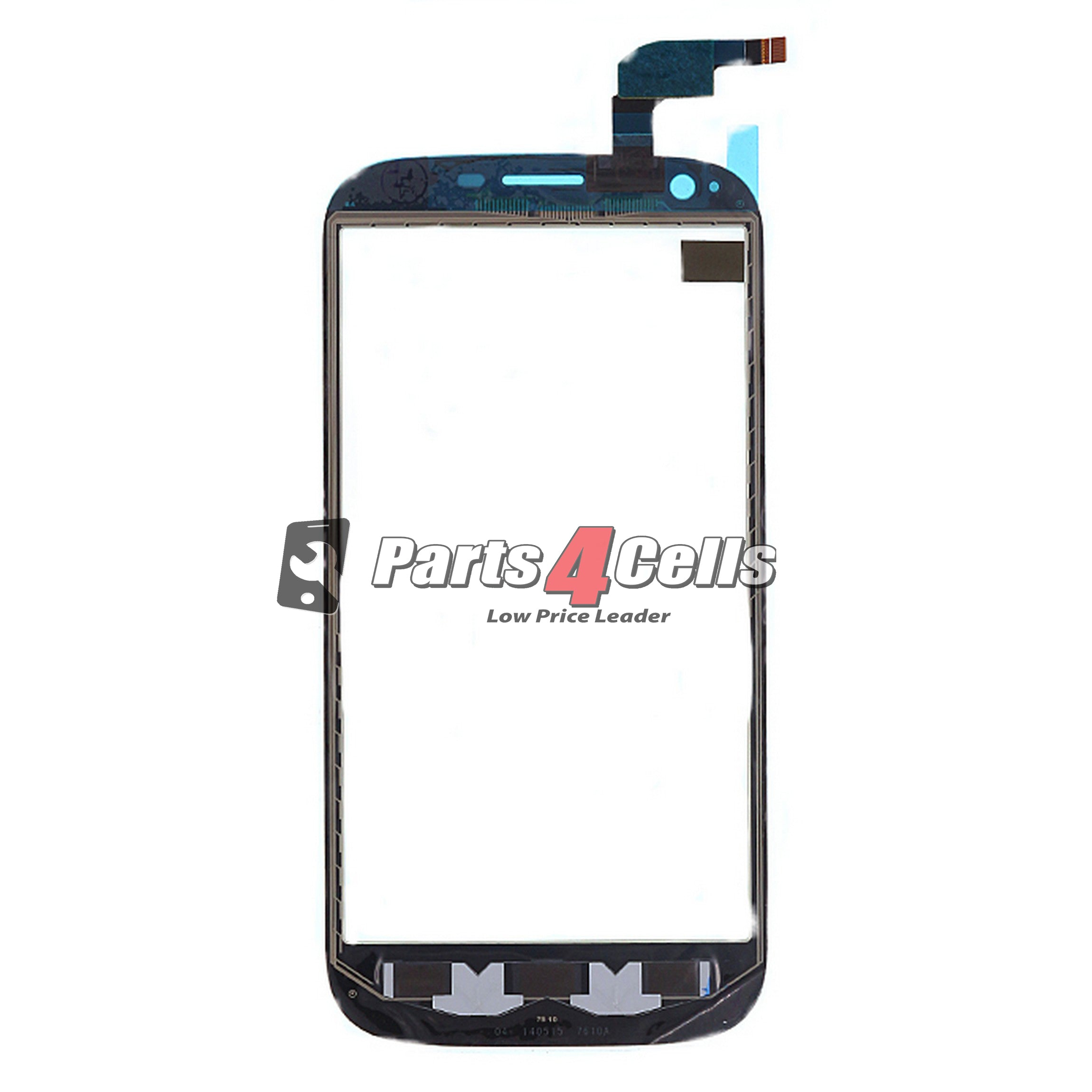 ZTE Z777 Grand X LCD Touch White-Parts4Cells