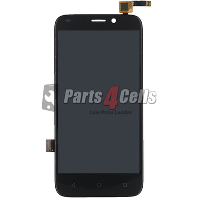 ZTE Z851 Overture 3 LCD With Touch Black